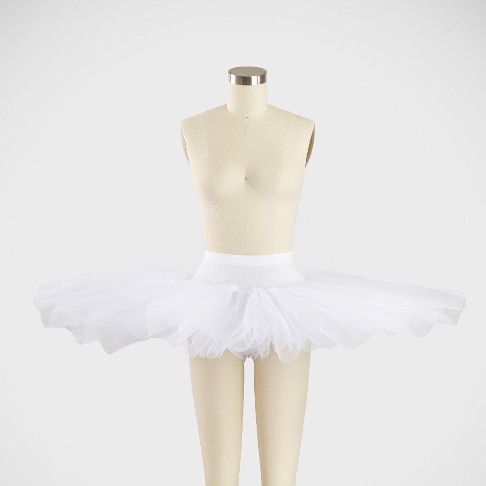 Classical Tutu Skirt - 7 Layer Net Skirt - Low Line Waist