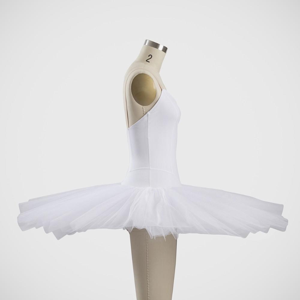Classical Tutu with Bodice - Contrast Net - Martins Dancewear
