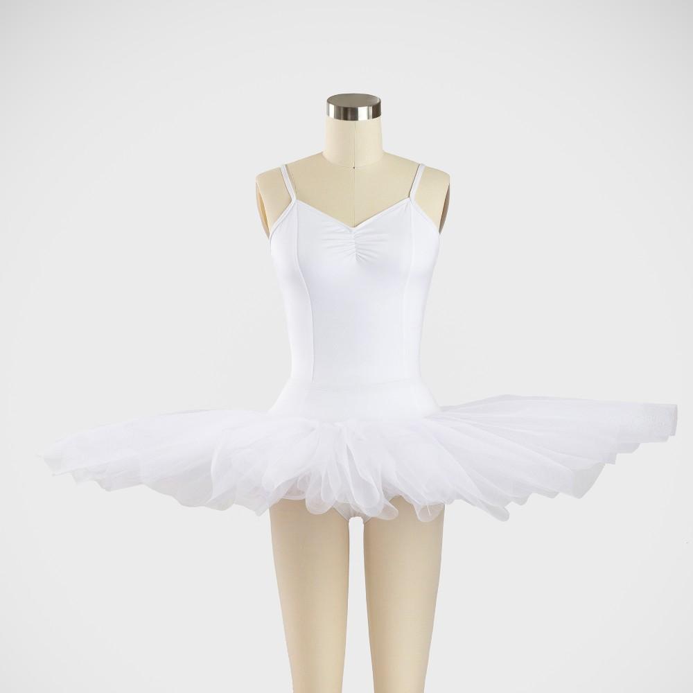 Classical Tutu with Bodice - Two Tone Net - Martins Dancewear
