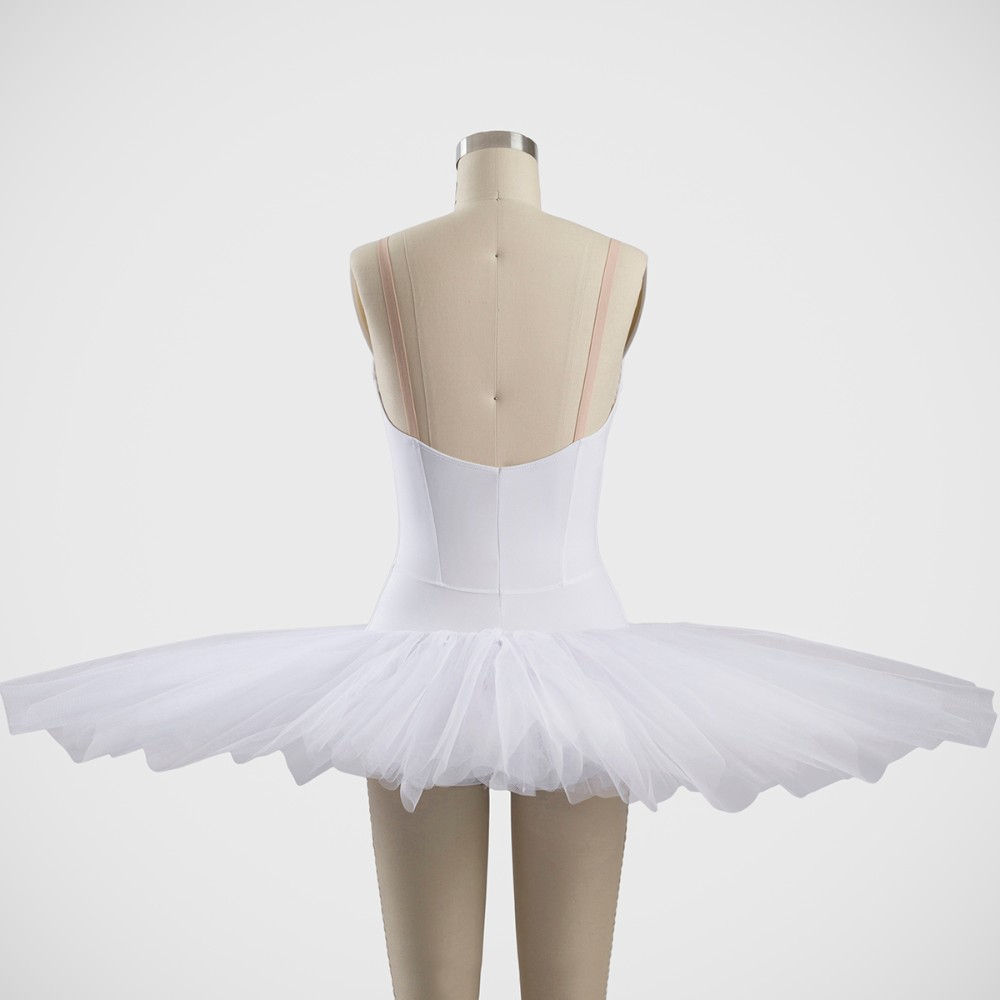 Classical Tutu with Bodice - 7 Layer Net Skirt - Martins
